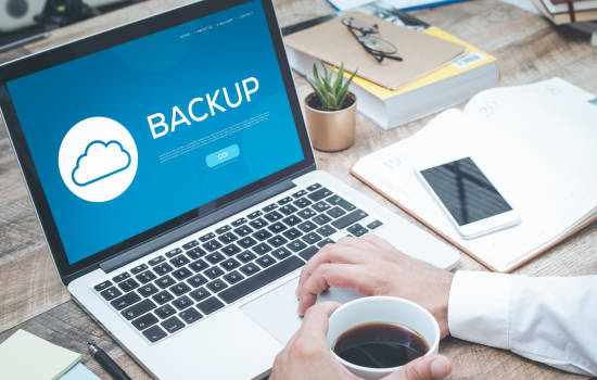 Take care of your backups